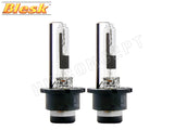 two BLESK D2R HID XENON Bulbs