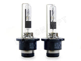two D2R BLESK HID XENON Bulbs