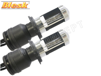 H4 (9003/HB2) - Blesk HID Xenon Bulbs (Pack of 2)