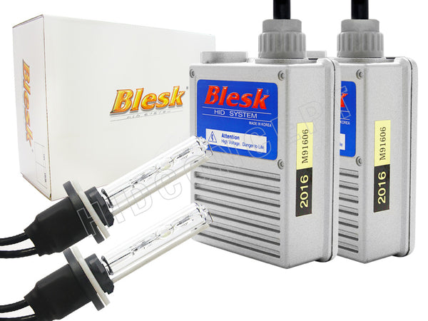 full display of 880/881 - BLESK HID/Xenon Conversion kit