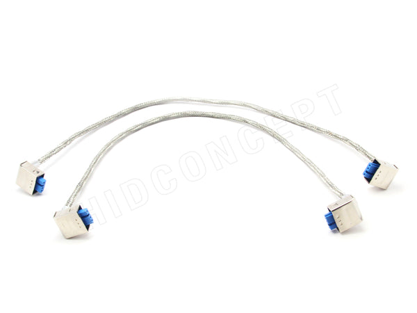 two wire harness for HID bulb to D1 and D3 HID ballast