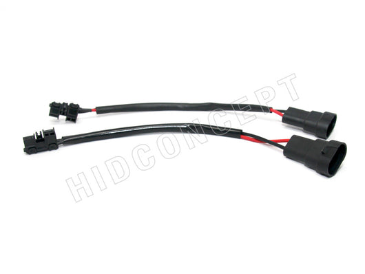 9006 - Denso Koito D4 DDLT003 HID Xenon Ballast Power Wire Harness