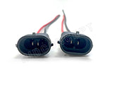 Two H11/H8 make HID Xenon wire harnesses