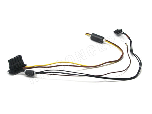 Power & Bulb Connector Wire Harness for OEM or OE-PART Hella Ballast (5DV 008 290-00)