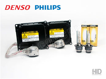 D4R D4S - OEM DENSO DDLT-003 HID Bundle SET (Ballasts + Bulbs)