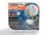 NEW! D2S - Osram 6000K Cool Blue Advance (66240CBA) HID Xenon Bulbs - Pack of 2