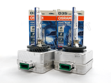 D3S Osram Cool Blue Advance bulbs