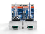 D3S Osram Cool Blue Advance bulb front view