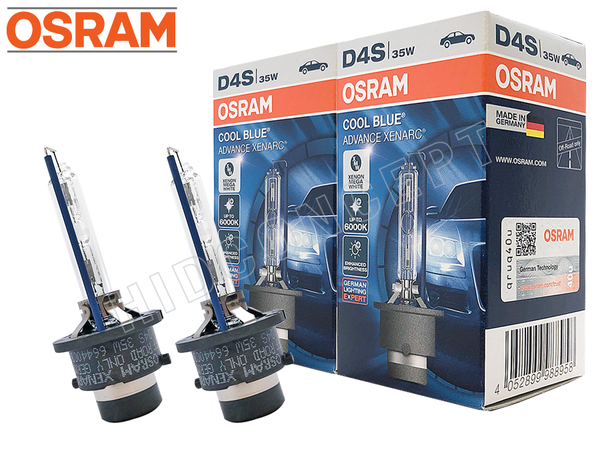 D4S Osram Cool Blue Advance
