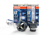 NEW! D4S - Osram 6000K Cool Blue Advance (66440CBA) HID Xenon Bulbs - Pack of 2