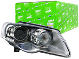 44719 VALEO Genuine OEM Head Lamp Assembly for VW Passat 2008-2010 #3C0941753M Passenger Side