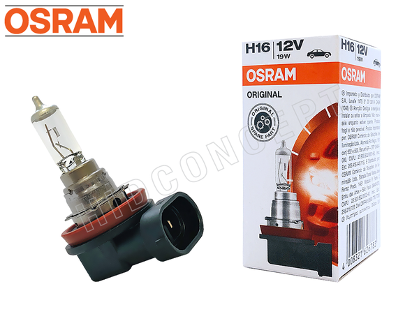 New! H16 - Osram Original Standard OEM 64219L+ Bulb (Pack of 1)