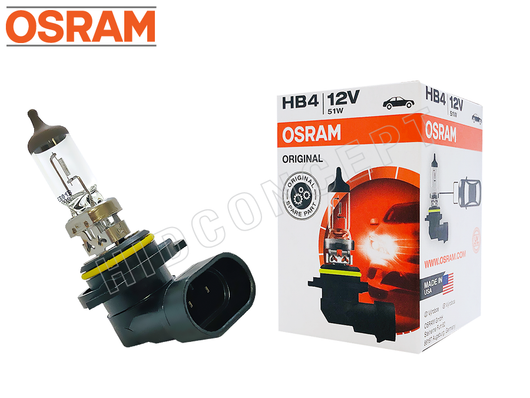 New! HB4/9006 - Osram Original Standard OEM 9006 Bulb (Pack of 1)