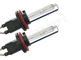 H8- DAMA 6000K HID Xenon Bulbs 35W (Set of 2)