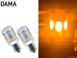 DAMA MINI LED Amber light test