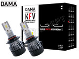 9005 / HB3 DAMA Kanji Focus Vision V.1 LED headlights