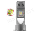 9005 DAMA Kanji Lux Vision (KLV) V.1 LED Headlight/Foglight LED chip