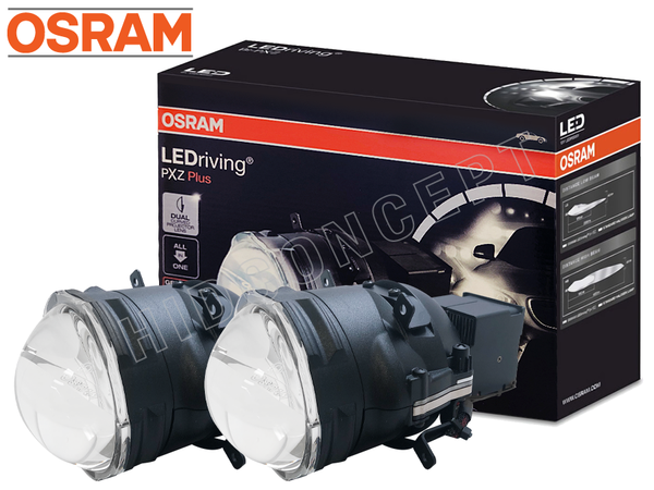 pXz Plus - OSRAM LED HEADLIGHT RETROFIT PROJECTORS LEDPES102