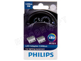 packaged PHILIPS NEW LED 5W/21W CAN-bus Warning canceller