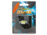 front view of Blesk Festoon error free LED White Bulbs