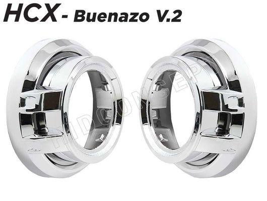 HCX- Buenazo V.2 Projector Shrouds (Set of 2)