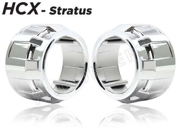 HCX- Stratus Projector Shrouds (Set of 2)