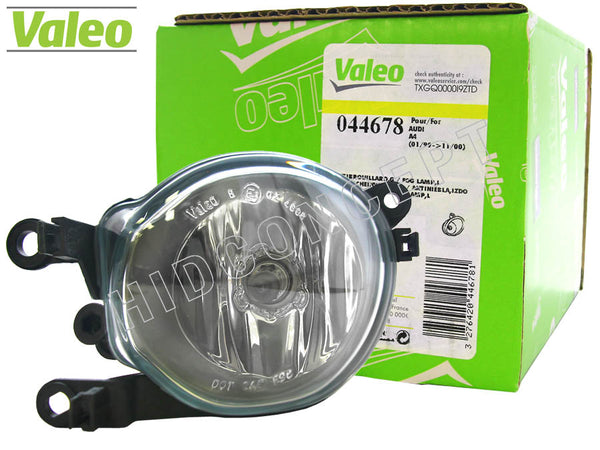 lamp assembly and product box of #44678, Valeo OEM Fog Lamp for Audi A4