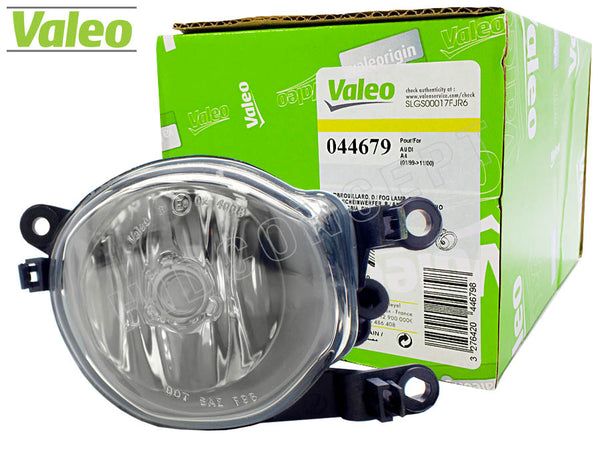 bulb and package of #44679, Valeo OEM Fog Lamp for Audi A4