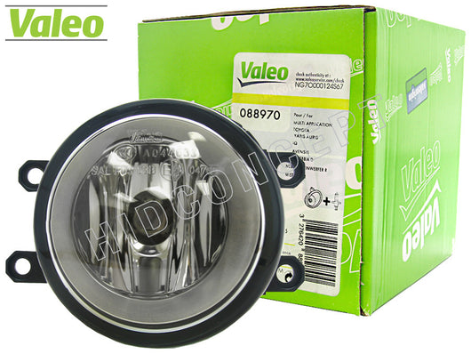 green package and opened #88970 Valeo OEM Fog Lamp for Toyota/Lexus