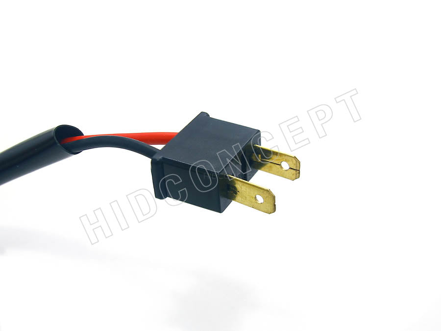 9006 Female To H7 Male Extension Wire Harnesses Pack Of 2