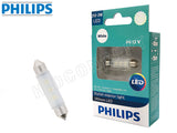 a box of Philips Ultinon LED 211-2ULWX1 White Bulbs
