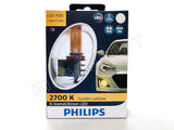 packaged PHILIPS LED H8/H11/H16 2700K Kit