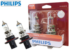 philips x-treme vision halogen auto bulbs