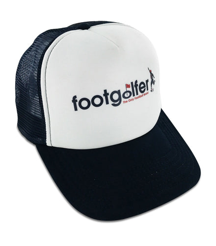 FootGolfer Trucker Cap