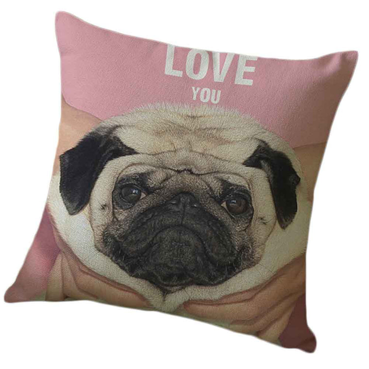 Love You Throw Pillow