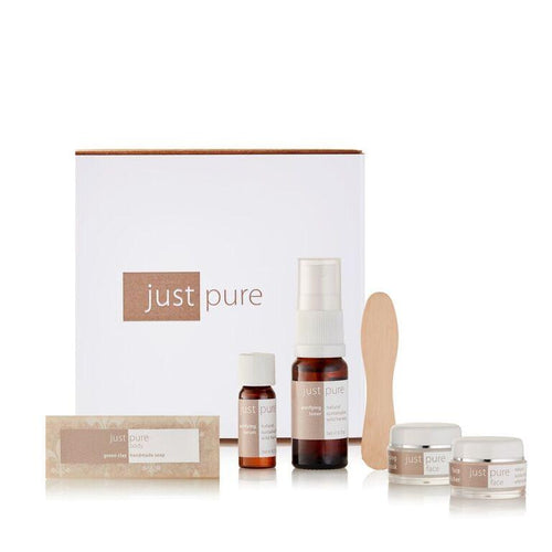 blemish prone skin / essential skin care trial pack