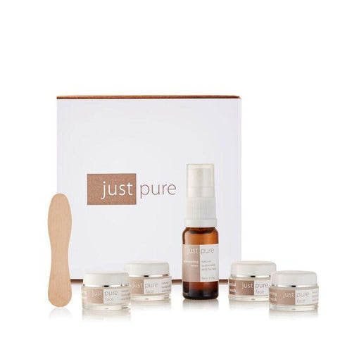 dry / anti-aging essential skin care trial pack
