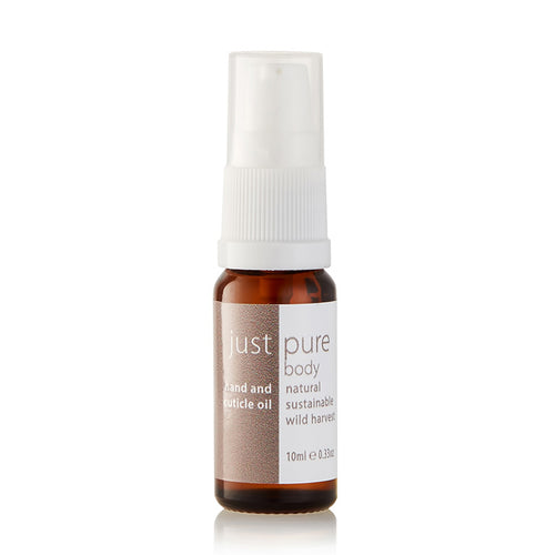 hand and cuticle oil