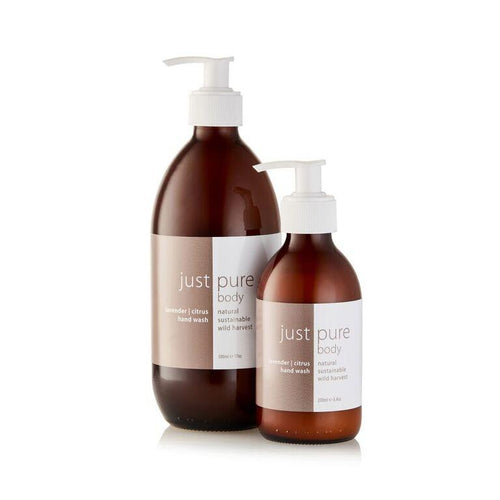provencal hand wash - NEW name: lavender/citrus hand wash