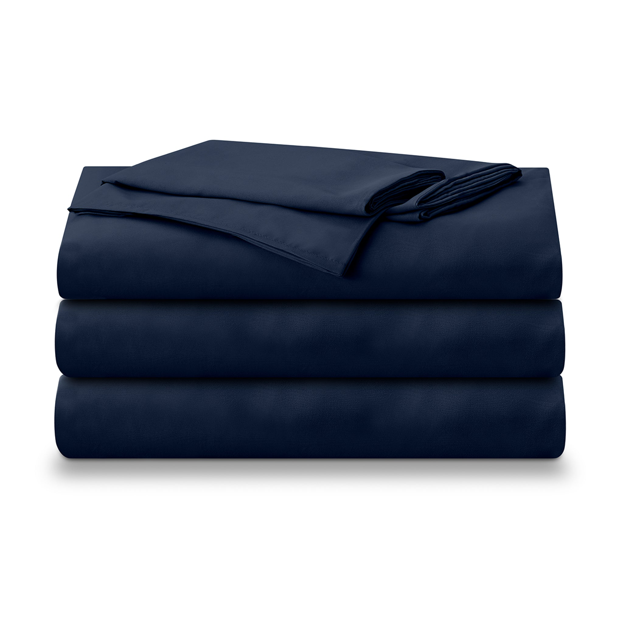 Isselle Beaufort Bed sheet set & duvet cover | Midnight Blue