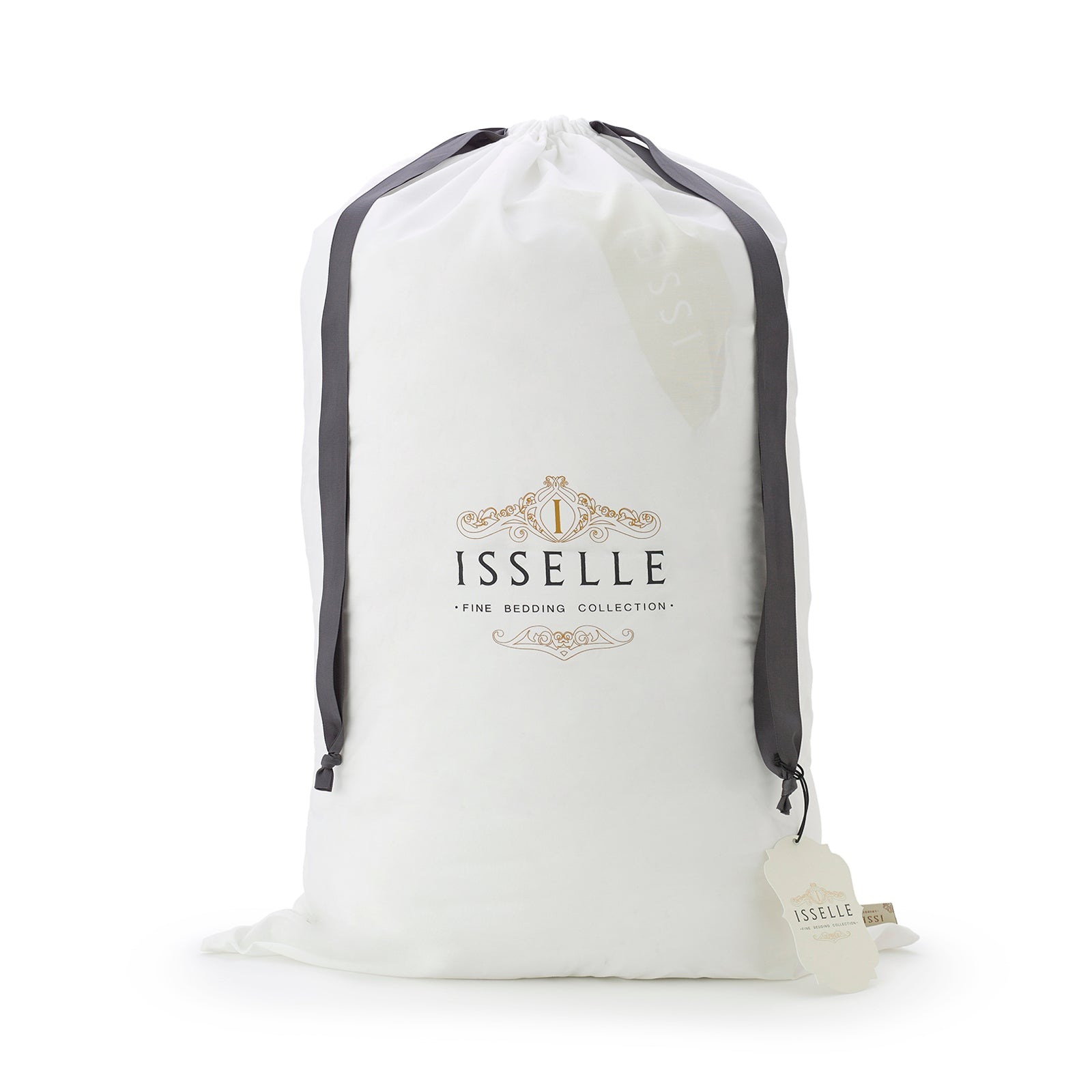 Isselle Hampton Jacquard Throw | Light Cream