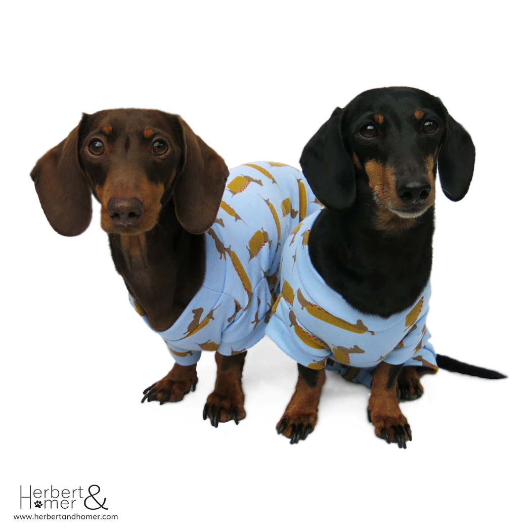 Hot Diggety Dog Pyjamas