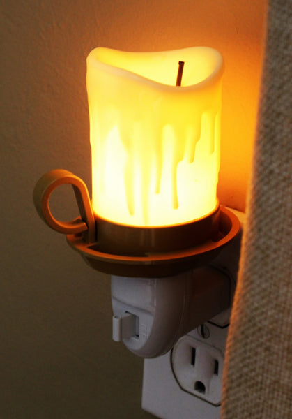 Dripping Candle Nightlight