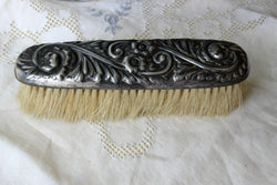 Vintage Edwardian Clothes Brush