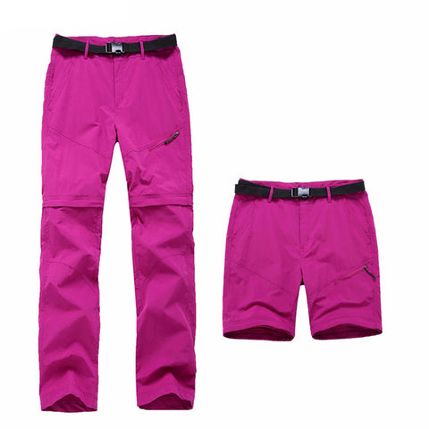 Womens convertible pants