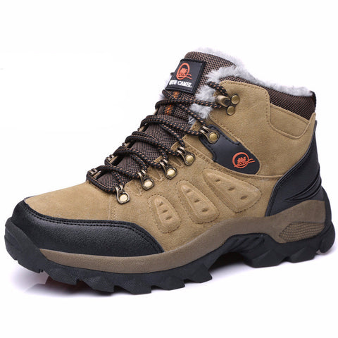 Mens hiking boots winter boots