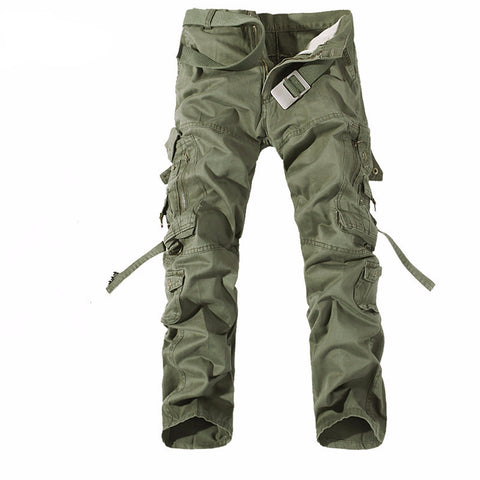 Mens Cargo Pants ideal for hiking and camping.
