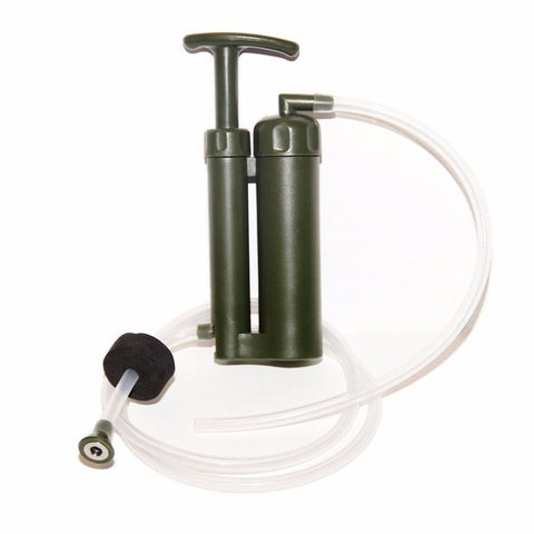 Water Filter Purifier for Hiking Camping