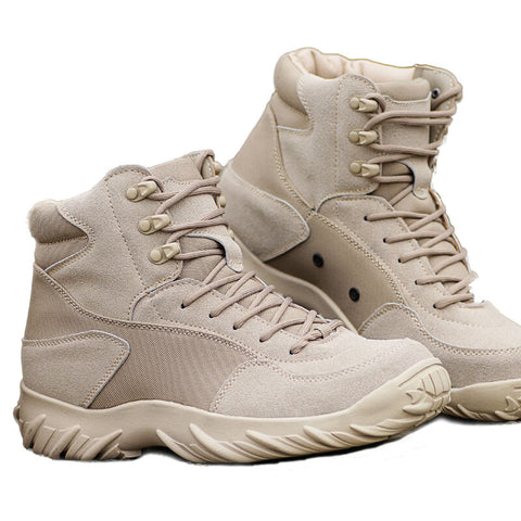 Mens tactical hiking boots