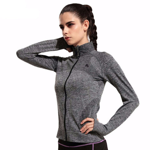 Women Quick Dry Ultralight Outdoor Jackets Long-sleeved